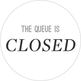 The queue is closed.